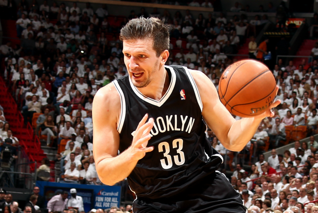 Mirza Teletovic / Getty Images
