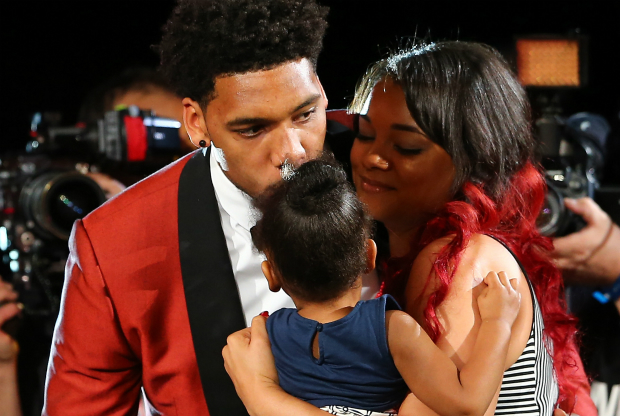 NBA Draft Familias / Getty Images