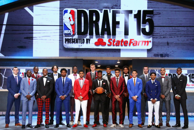 NBA Draft / Getty Images