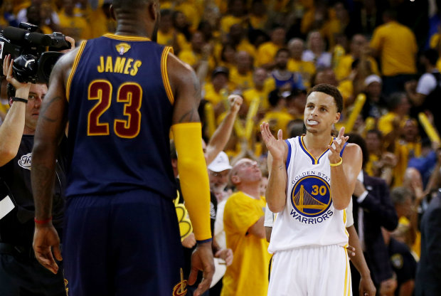 NBA Finals / Getty Images