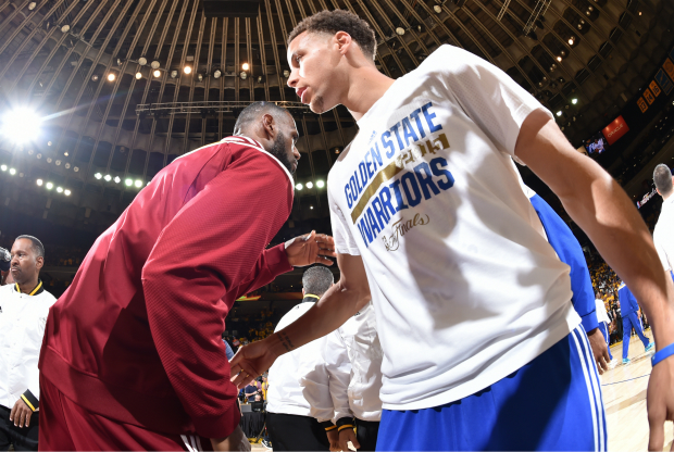 NBA Finals 2015 / Getty Images