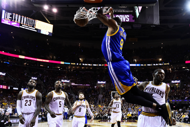 NBA Top 10 / Getty Images