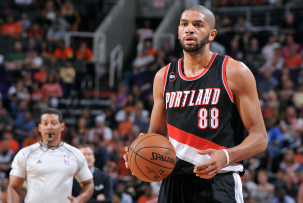Nicolas Batum / Getty Images