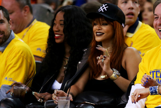 Rihanna / Getty Images