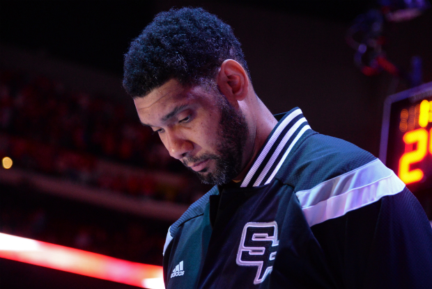 Tim Duncan / Getty Images
