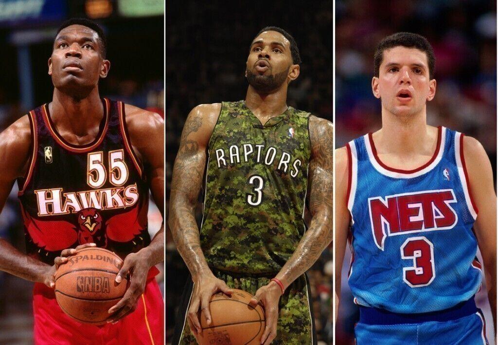Uniformes NBA / Getty Images