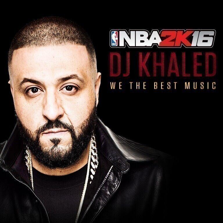 NBA 2K16 - DJ Khaled