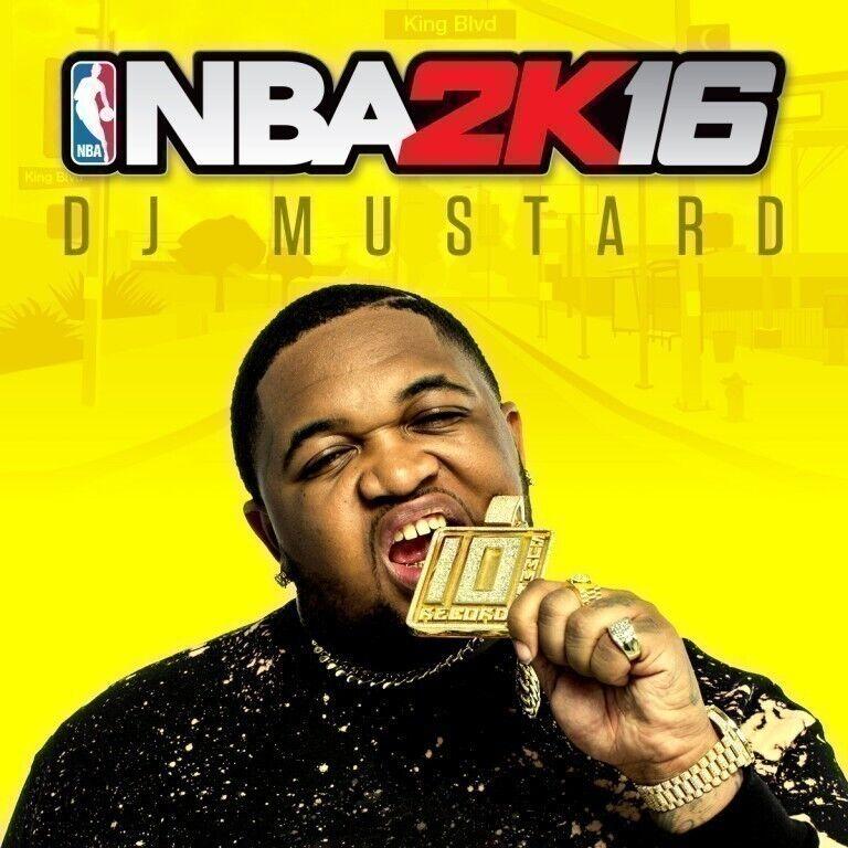 NBA 2K16 - DJ Mustard