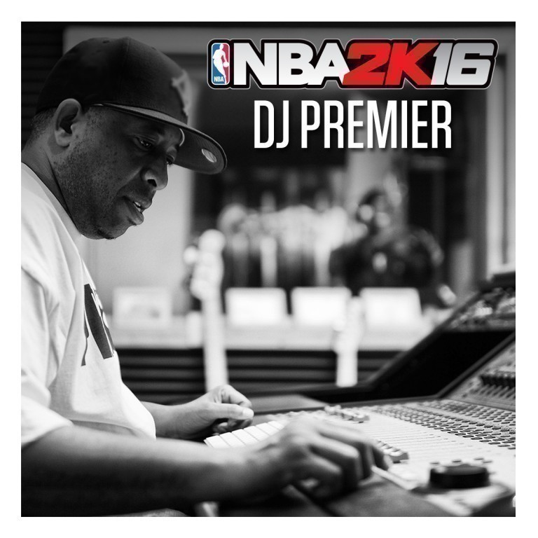 NBA 2K16 - DJ Premier