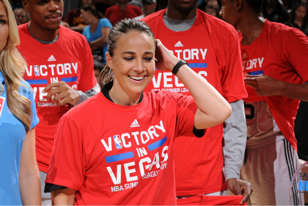 Becky Hammon / Getty Images