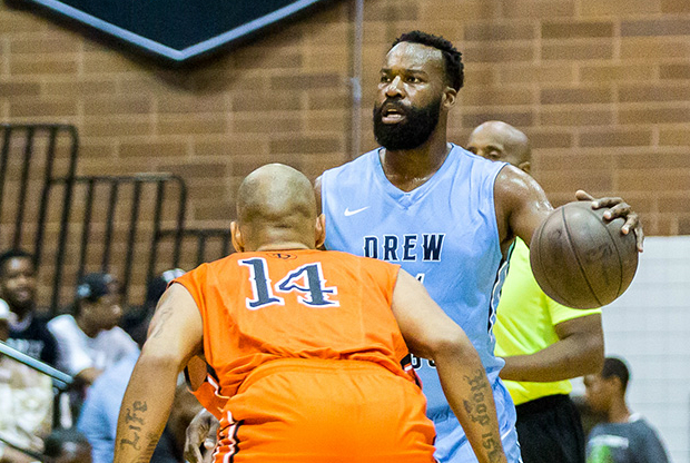 Baron Davis / Drew League