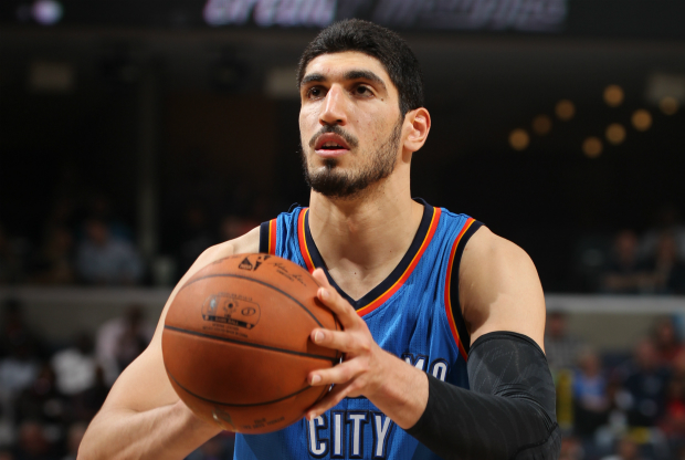 Enes Kanter / Getty Images