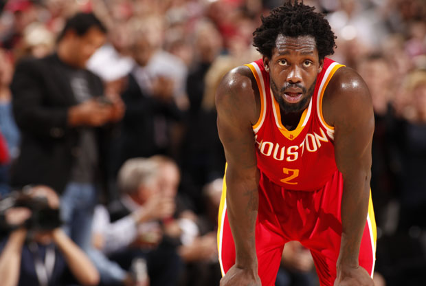 Patrick Beverley / Getty Images