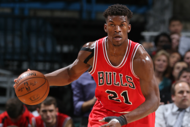 Jimmy Butler / Getty Images