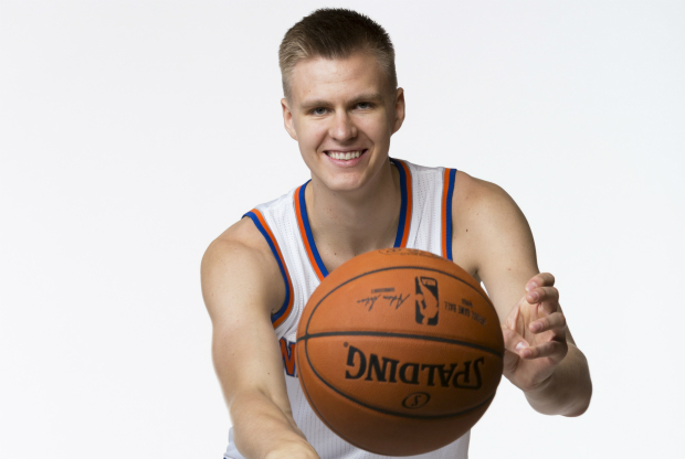 Kristaps Porzingis / Getty Images