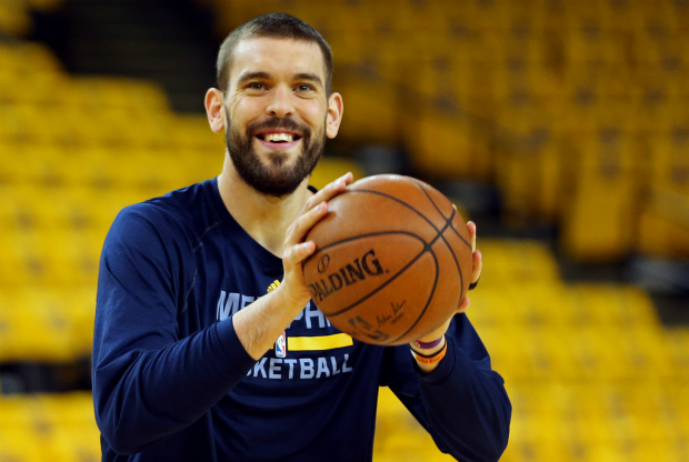 Marc Gasol / Getty Images