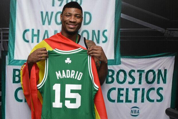 Marcus Smart / NBA