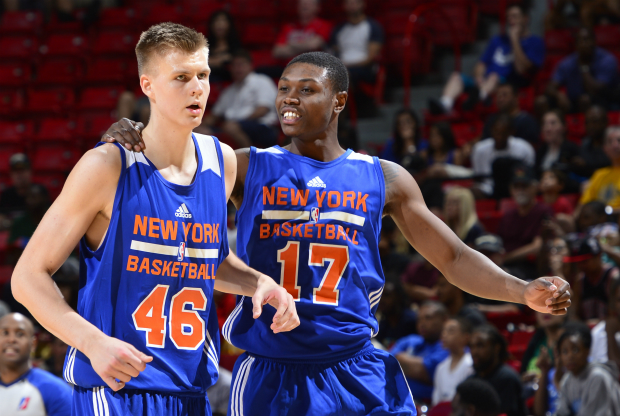 New York Knicks / Getty Images