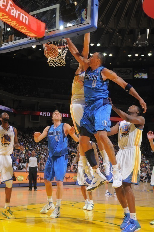 Shawn Marion / Getty Images