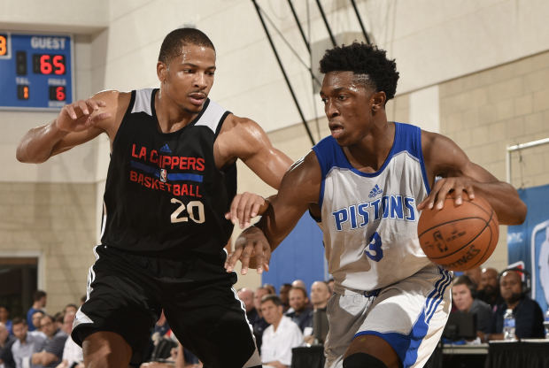 Stanley Johnson / Getty Images