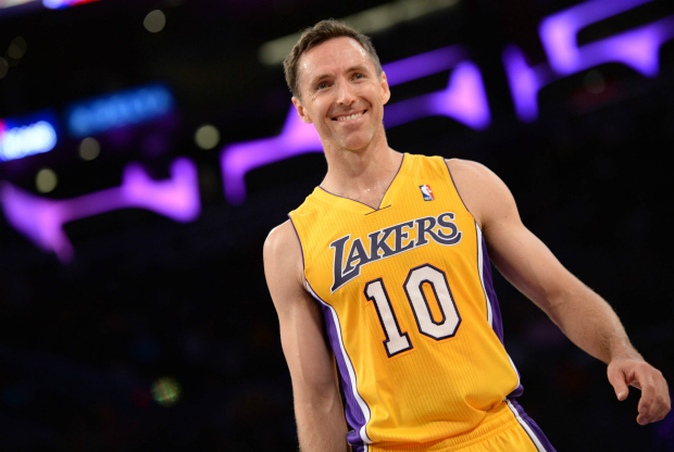 Steve Nash / Getty Images