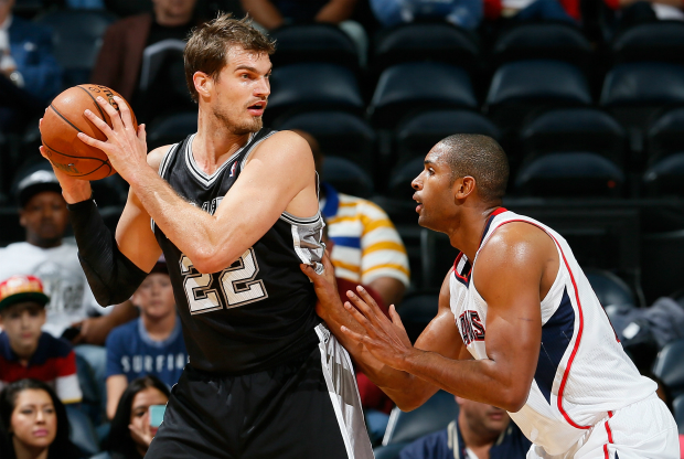 Tiago Splitter / Getty Images