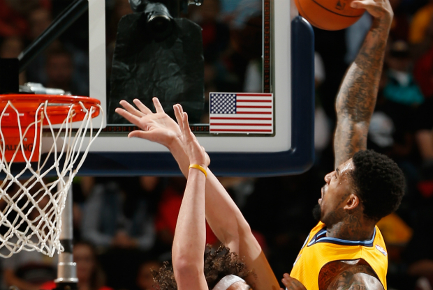 Wilson Chandler / Getty Images