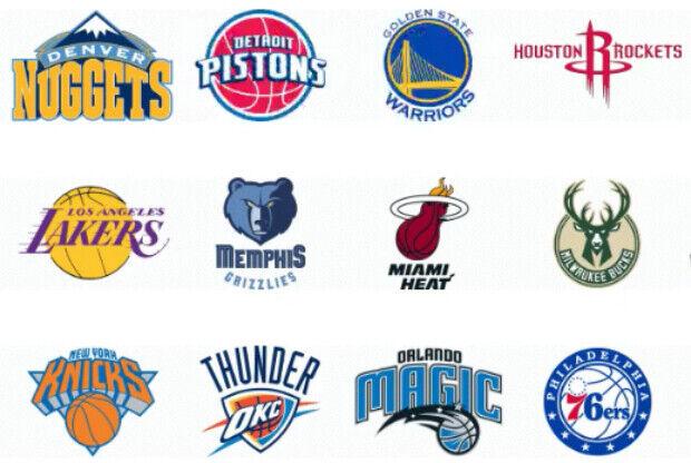 logos NBA