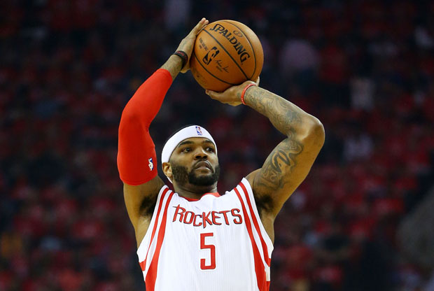 Josh Smith, jugador de Houston Rockets