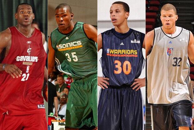 Estrellas NBA