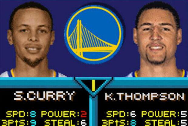 NBA Jam actual