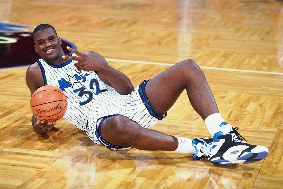 Orlando Magic: Shaquille O'Neal