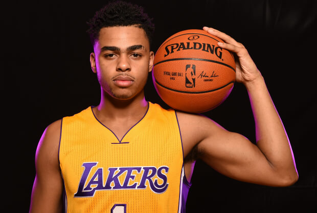 Dangelo Russell / Getty Images