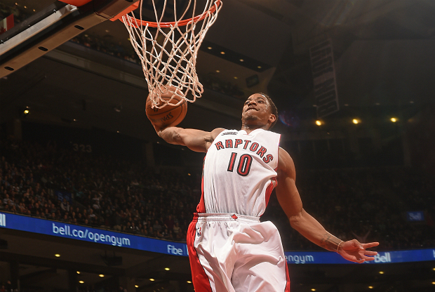DeMar DeRozan / Getty Images