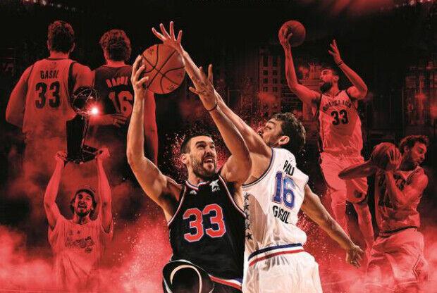 Gasol NBA 2K16
