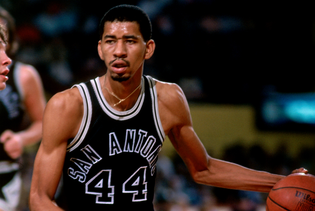 George Gervin / Getty Images