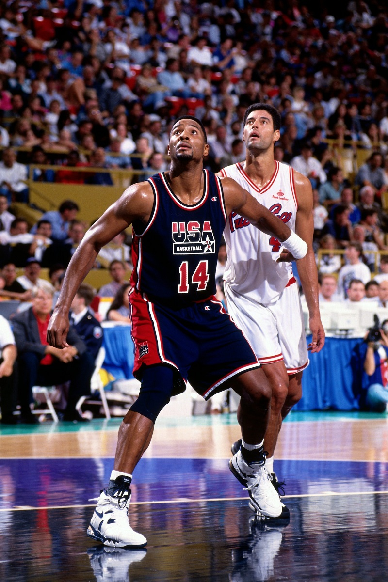 1994 World Championships of Basketball: USA vs. Puerto Rico