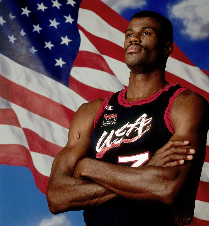 1995 United States National Basketball Team Portraits