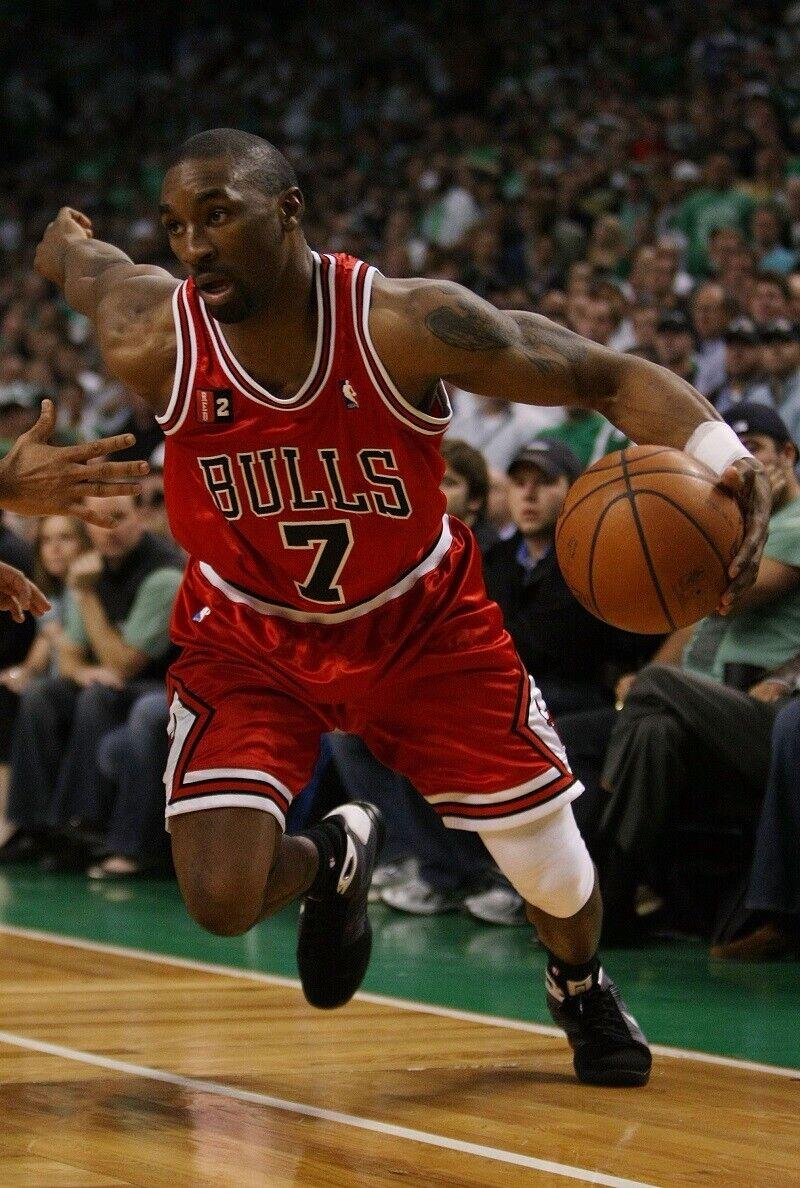 Chicago Bulls v Boston Celtics, Game 7