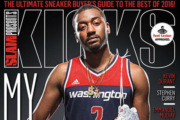 John Wall / Slam Magazine
