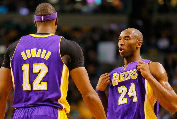 Kobe Bryant sigue criticando a Dwigth Howard