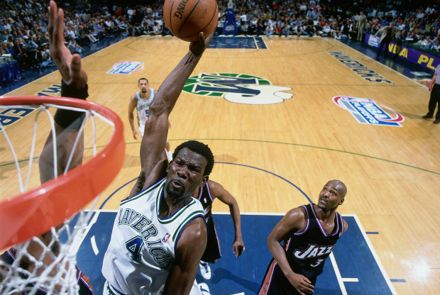 Michael Finley / Getty Images