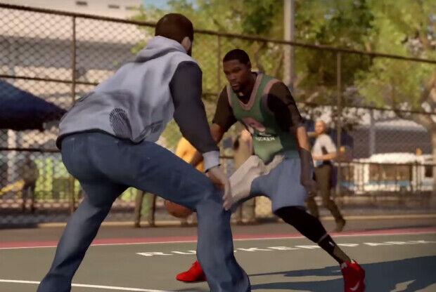 Imágenes del videojuego NBA Live 16