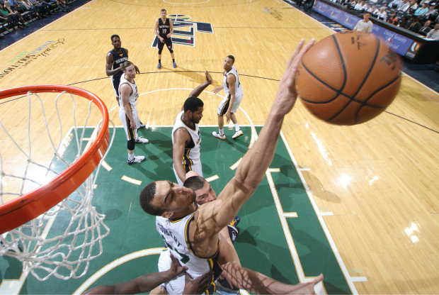 Rudy Gobert / Getty Images