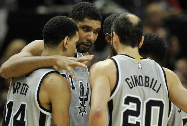 San Antonio Spurs / Getty Images