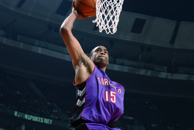 Vince Carter / Getty Images