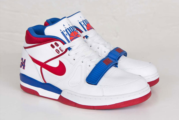 "Nike Air Alpha Force II ""76ers"""