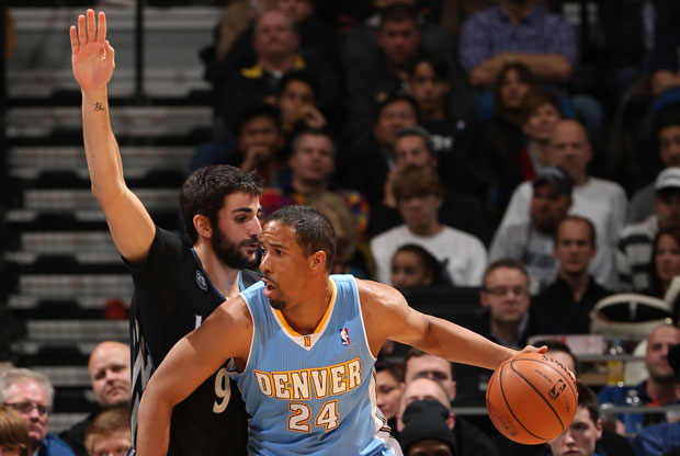 Andre Miller y Ricky Rubio