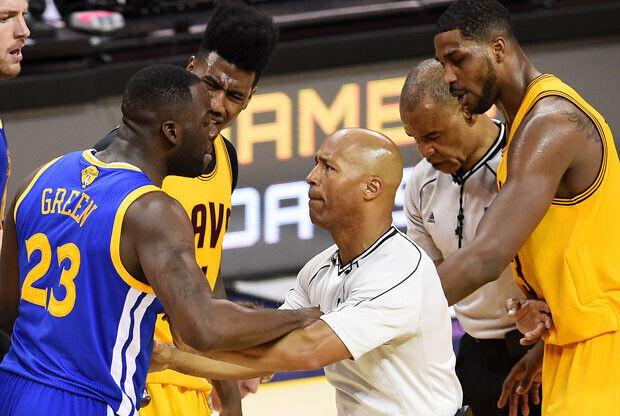 Árbitros NBA / Getty Images