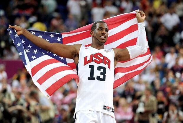 Chris Paul también se apunta a los Juegos de Río 2016
